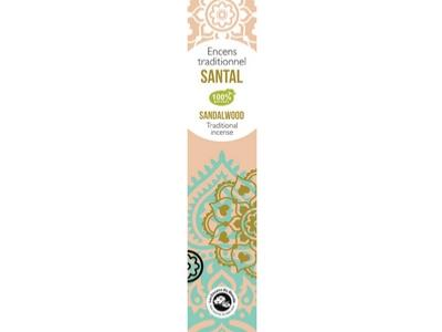 "Encens traditionnel Indien ""Santal"""