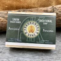 Savon traditionnel benjoin