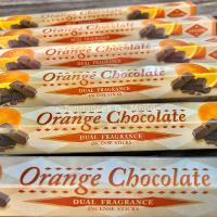 Encens naturel orange chocolat