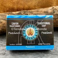 Savon traditionnel Patchouli