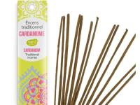 Encens traditionnel Indien Cardamome
