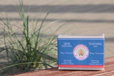 Savon traditionnel Nag Champa