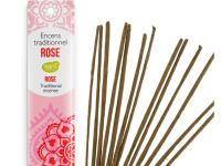 Encens traditionnel Indien Rose