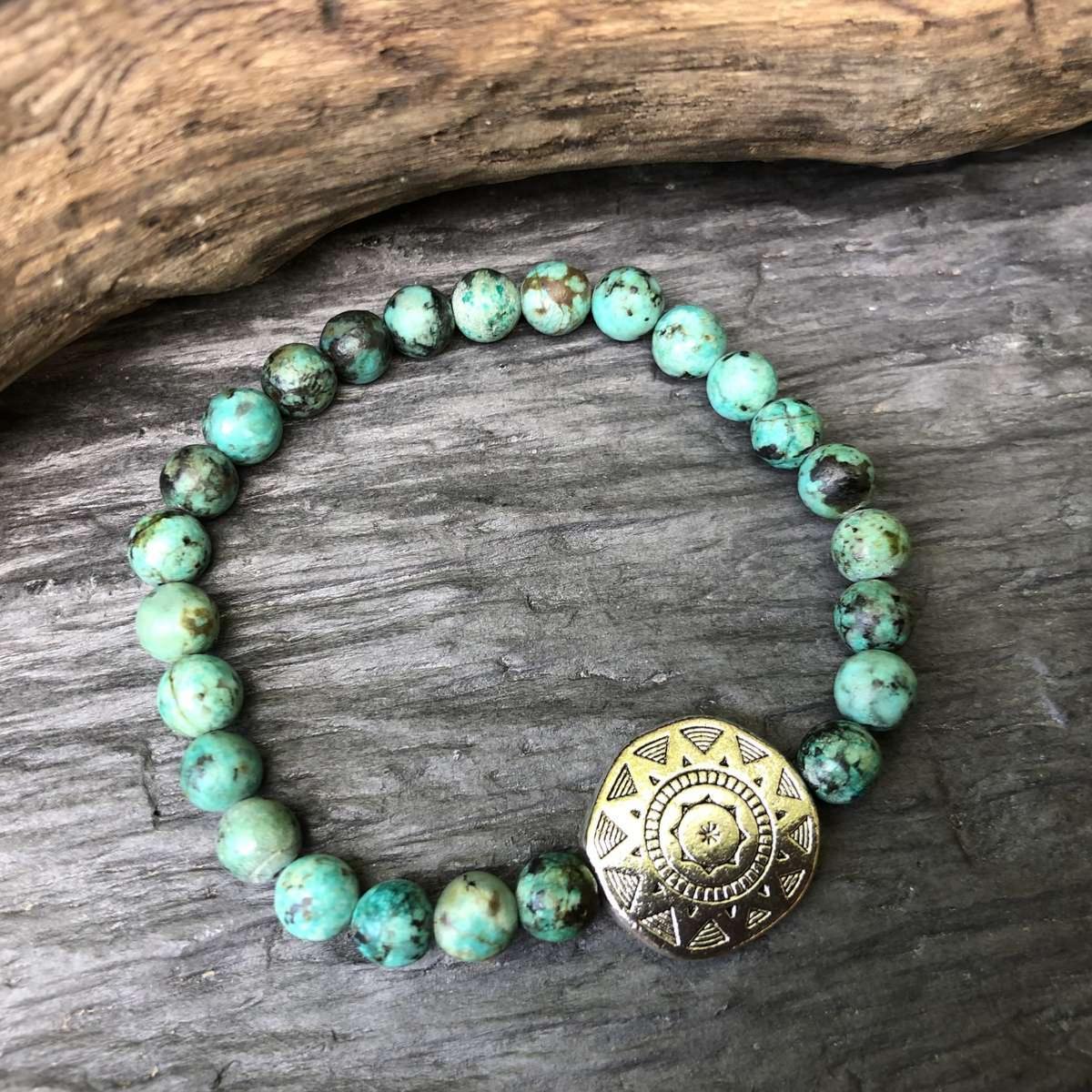 Bracelet turquoise Lembongan